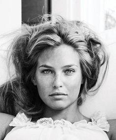 Bar Rafaeli-my favorite supermodel! She's so incredibly beautiful.