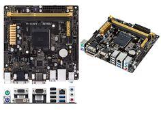 Mother ASUS AM1I-A Socket AM1 Mini-ITX