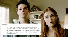 Kind of perfect, although Stiles can be a sassy lil bitch too sometimes