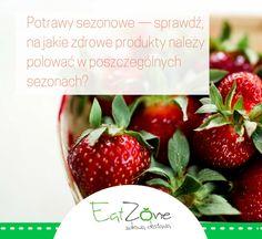 NA jakie produkty polować w poszczególnych sezonach #eatzone