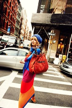 Julia Stegner Lights Up Reserveds Fall 2012 Campaign