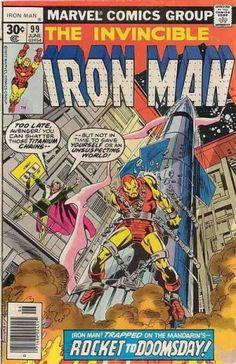 Iron Man #99.  One of my alltime fave Iron Man covers