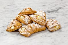 Can't wait to have one of these...Lobster Tail Pastry from Carlo's Bakery