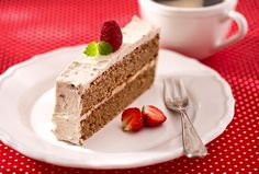 Kuchárske knihy a DVD o varení, Recepty zo života Vanilla Cake, Desserts, Food, Tailgate Desserts, Deserts, Essen, Postres, Meals, Dessert