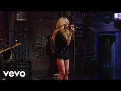 Carrie Underwood - Cupid's Got A Shotgun (Live on Letterman) - YouTube