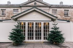 Since the Woburn Abbey wedding was taking place during the month of December, it was filled with such a cosy festive feel. Wedding Venues Uk, Destination Weddings, Woburn Abbey, Manchester Uk, Perfect Wedding, Wedding Photography, Places, Outdoor Decor, Ali