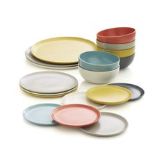 Roscoe Dinnerware  | Crate and Barrel