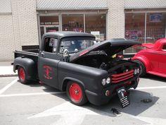 1959 Dodge D-100 Rat Rod