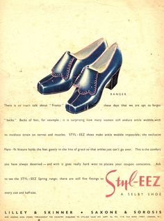 Styleez shoes - 1942