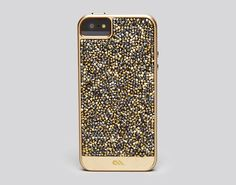 Add some sparkle to your day-to-day with this phone case.