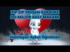 ZIP ZIP TAVŞAN Karaoke Lyrics Do Majör Rast Orff Şarkısı Şarkı sözü Md Altyapısı Aykut Öğretmen - YouTube