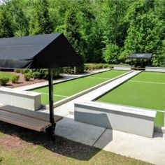 Bocce Courts at Village at Deaton Creek