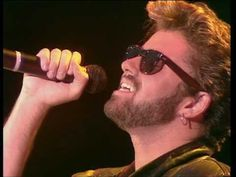 Elton John & George Michael ☮ Don't Let The Sun Go Down On Me -- July 13, 1985 - At 12:01pm Status Quo started the 'Live Aid' extravaganza, held between Wembley Stadium, London and The JFK Stadium, Philadelphia. The cream of the world's biggest rock stars took part in the worldwide event, raising over 40million pounds. TV pictures beamed to over 1.5bn people in 160 countries made it the biggest live broadcast ever known.