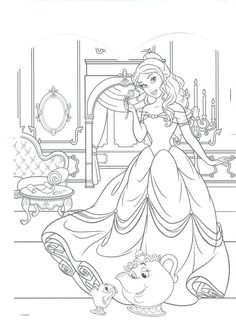Baby Coloring Pages, Free Adult Coloring, Cartoon Coloring Pages, Coloring Pages For Kids, Coloring Sheets, Coloring Books, Disney Coloring Pages Printables, Disney Princess Coloring Pages, Disney Princess Colors