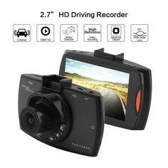 Car DVR Camera Full HD 1080P 140 Degree Dashcam