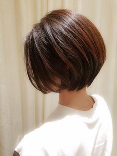 【VIRGO】40代 50代◎サラサラ質感の大人ナチュラルショートボブ - 24時間いつでもWEB予約OK!ヘアスタイル10万点以上掲載!お気に入りの髪型、人気のヘアスタイルを探すならKirei Style[キレイスタイル]で。