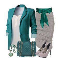 Blazer from TB Dress,Korean Style.