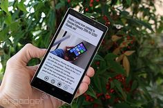Nokia Lumia Icon review: a big step forward for Windows Phone | Engadget