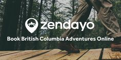 Find out how Zendayo Adventure Company's online adventure booking platform will work for adventure seekers in British Columbia. British Columbia, Platform, Books, Movie Posters, Movies, Wedge, Libros, Film Poster, Films