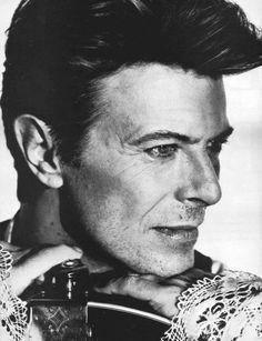 David Bowie by Herb Ritts, June 1990