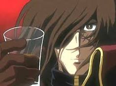I had recently watched Captain Harlock Space Pirate on Netflix and I saw that there was an anime and manga this was based off of. Now I am watching the older anime and I can tell you it is quite good. I recommend it to anyone who loves action and space anime.