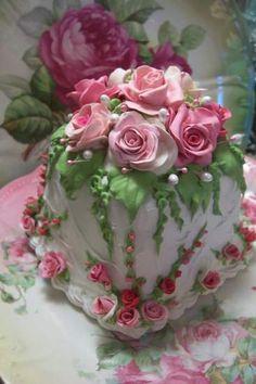 Castle Queen Cake