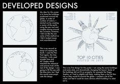 Developed Designs.