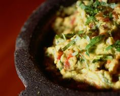 8 Tips for Better Guacamole  The talented chef of Dos Caminos shares tips for making the best guacamole yet