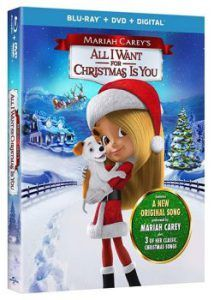 All I Want For Christmas Is You 2017 720p Hdrip Mp4 Download Best Christmas Movies Mariah Carey Animated Christmas