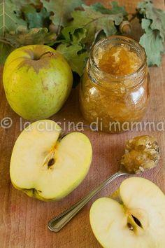 la cucina di mamma: Marmellata di mele e lemon grass con il metodo di Christine Ferber...forse.