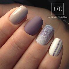 Нетипичный Маникюр - #accentnails #accent #nails