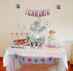 Sweet Party- o amor é doce: Uma Festa Congelante