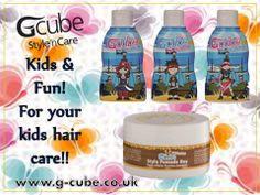 Kids Hair care!!