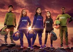 Super Heroic Launches Its First Social Impact Campaign In Collaboration With NASA - mini:licious by wendy lam Career Opportunities, Space Exploration, Kylie Jenner, Nasa, Collaboration, Kids Fashion, Campaign, Product Launch, Mini