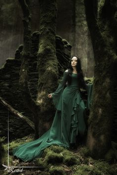 Lady of the Forest by Kestrel01 on deviantart