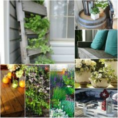 12 Spring Patio and Outdoor Ideas | PinkWhen.com