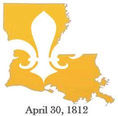 200 Years Louisiana