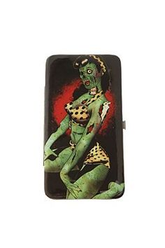 Pin-Up Zombie Hinge Wallet-I ordered it for the zombie crawl in my city