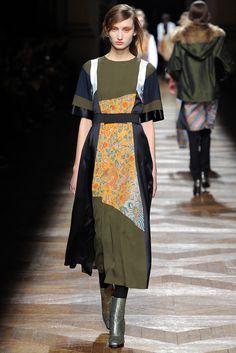 Dries Van Noten Fall 2012 Ready to Wear