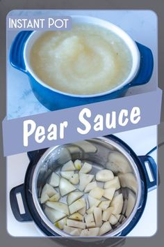 This pressure cooker pear sauce has an amazing aroma and flavor. Your house will smell like nature :]    Want to diversify your breakfast? Try it on the top of your pancakes, waffles and toasts.