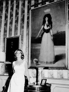 Doña María del Rosario Cayetana Fitz-James Stuart y de Silva, 18th Duchess of Alba de Tormes, Grandee of Spain (28 March 1926 – 20 November 2014)