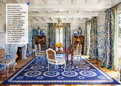 Architectural Digest August 2014 Review JP Molyneux Californian villa