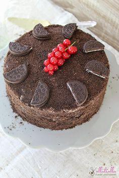Oreo-Torte mit Cheesecream