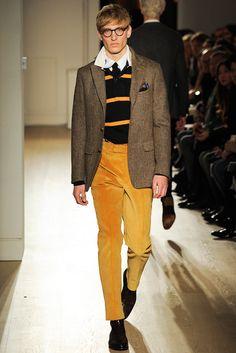 Dunhill, look dunhill otoño, moda и otoño invierno Mens Fashion Blazer, Mens Fashion Week, Fashion Show, Men's Fashion, London Fashion, Fashion Ideas, Vogue Paris, Gq, Style Costume Homme