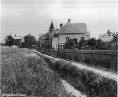 1890 körül. A mai Ady Endre utca.