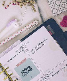 Meu Planner em Janeiro Check Up, Fotos Do Instagram, Planner, Bullet Journal, January, Organizers, Day Planners