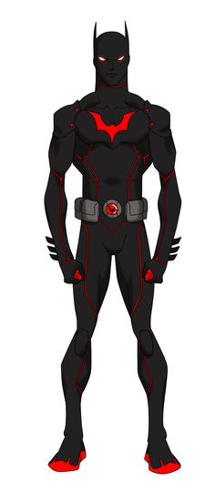 Batman Beyond YJ Styled by ~Bobkitty23 on deviantART