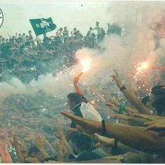 Panathinaikos - Soccer fans know what's up.