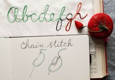 How-Tuesday: Back-to-School Embroidery | The Etsy BlogThe Etsy Blog
