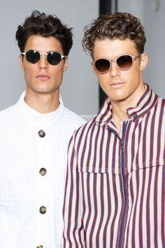 Farb-und Stilberatung mit www.farben-reich.com - Giorgio Armani Spring 2015 Menswear.